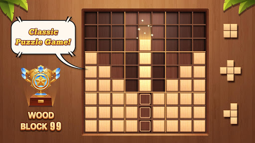 Wood Block 99 - Wooden Sudoku Puzzle screenshots 9