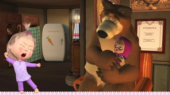 Masha and the Bear: Good Night! 1