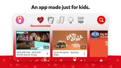 YouTube Kids 6.04.3 screenshots 1