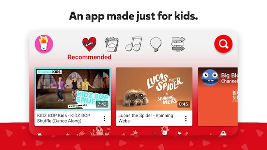 YouTube Kids 6.24.4