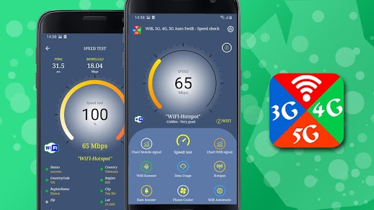 Wifi 5G 4G 3G For Pc – [windows 7/8/10 & Mac] – Free Download In 2020 1