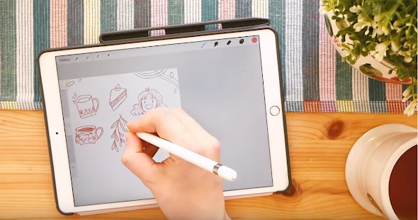 Ipad Drawings For Artists Free Pocket App