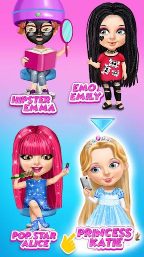 Télécharger Sweet Baby Girl Beauty Salon 3 - Hair, Nails & Spa APK MOD (Astuce) screenshots 2