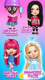 Sweet Baby Girl Beauty Salon 3 – Hair, Nails & Spa 4.0.20002 Mod + Data Download 2