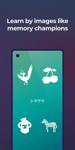 Learn Japanese language, kanji & hiragana by Drops android2mod screenshots 3