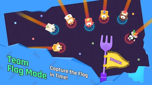 Snack.io - Free online io games with Snack Warrior screenshots 3