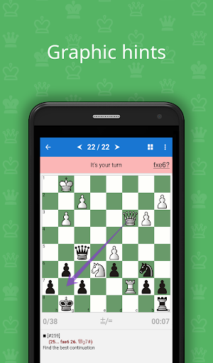 Simple Defense (Chess Puzzles)  screenshots 2