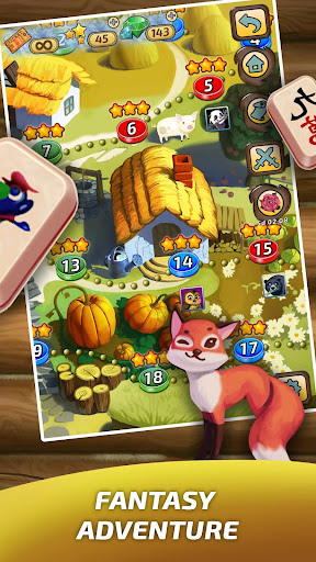 Mahjong Village screenshots 9