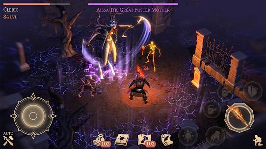 Grim Soul: Dark Fantasy Survival MOD APK 3.2.2 (Unlocked VIP, Free Crafting) 5