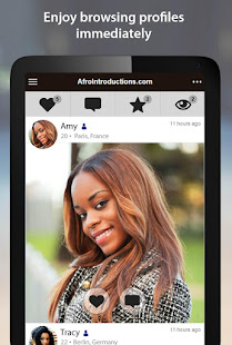 AfroIntroductions - African Dating App 4.2.2.3426 Screenshots 10