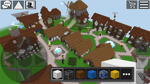 WorldCraft: 3D Build & Block Craft 3.7.1 Screenshots 17