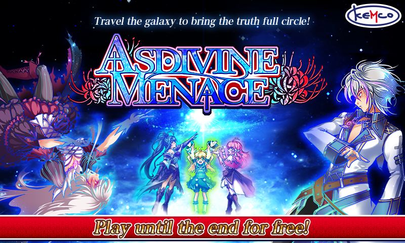 RPG Asdivine Menace