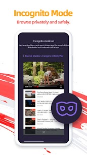 UC Browser-Secure, Free & Fast Video Downloader 3