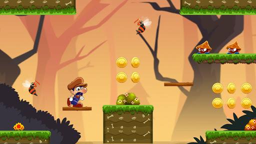 Super Bino Go: New Free Adventure Jungle Jump Game 1.4.7 Screenshots 9
