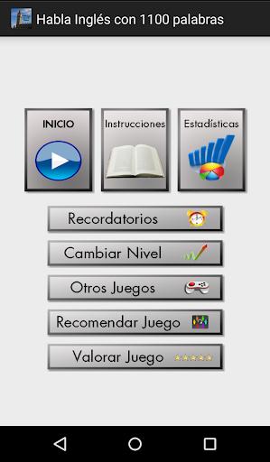 Habla Inglés con 1100 palabras 1.4 screenshots 1