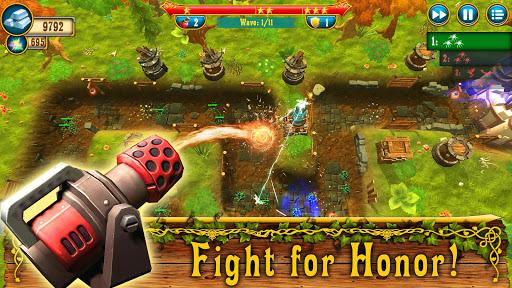 Fantasy Realm TD. Offline Tower Defense Game  screenshots 11