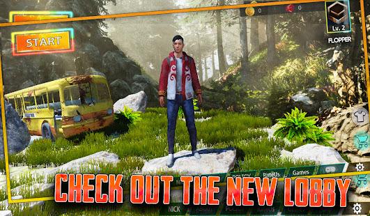 Free survival: fire battlegrounds battle royale screenshots apk mod 1