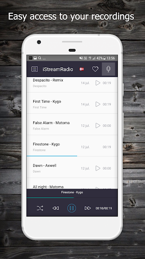 istream radio - fm, dab & internet radio screenshot 2