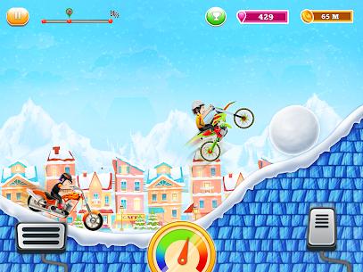 Çocuk bisiklet motor oyunları Apk 2021 1