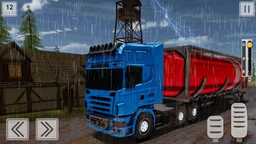 Indian Cargo Truck Driving Simulator 2021 0.1 screenshots 4