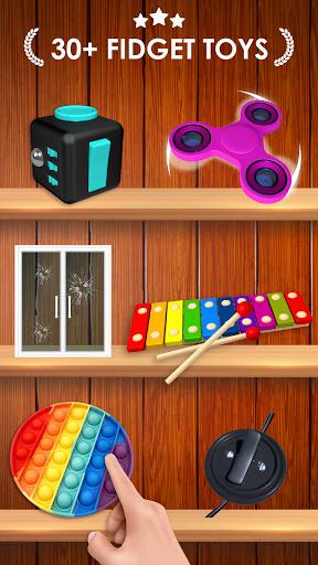 Fidget Toys 3D - Fidget Cube, AntiStress & Calm apkpoly screenshots 13