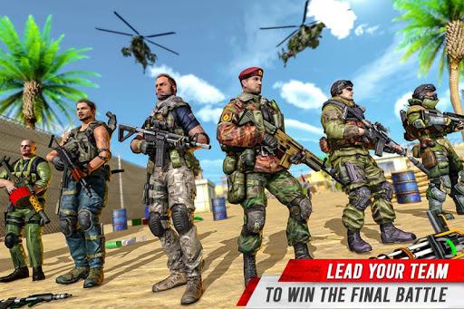 Télécharger Gratuit FPS Gun Shooter - Jeux de tir contre le terrorisme apk mod screenshots 2