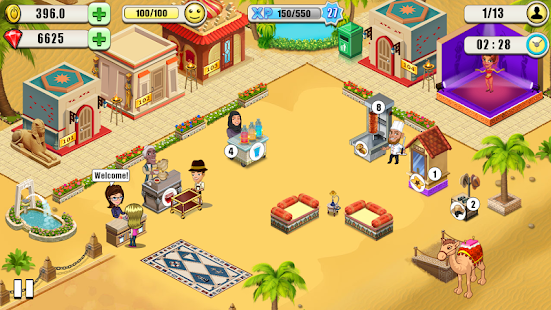 Resort Tycoon - Hotel Simulation screenshots 6