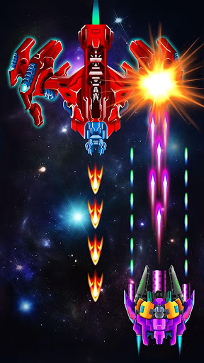 Galaxy Attack: Alien Shooter (Premium) android2mod screenshots 2