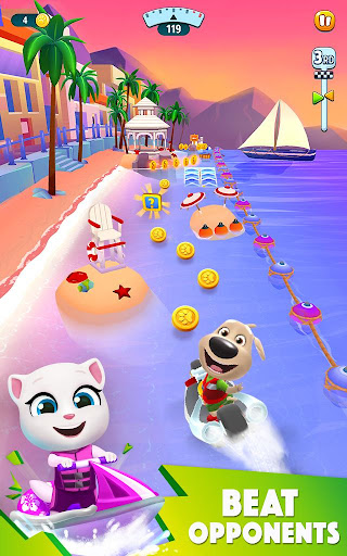 Talking Tom Jetski 2 1.5.1.451 screenshots 8