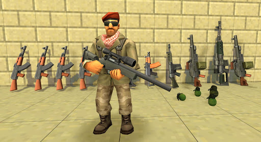 StrikeBox: Sandbox&Shooter 1.4.6 screenshots 5