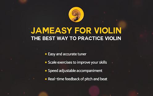 Jameasy for Violin