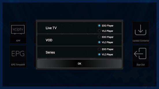 XCIPTV PLAYER 5.0.1 Screenshots 14