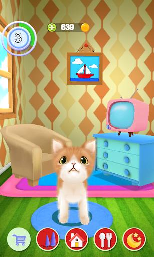 Talking Cat 1.37 screenshots 3