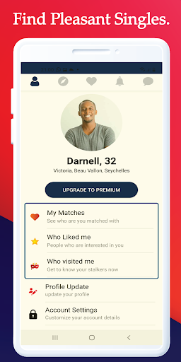 American Dating - (USA Dating) Match, Chat, Date. android2mod screenshots 3