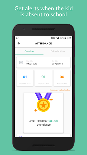 Kencil - School parent communication app 1.8.10 Screenshots 5