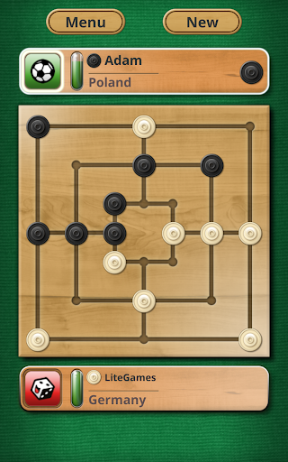 Nine men's Morris - Mills - Free online board game 2.8.12 Screenshots 12