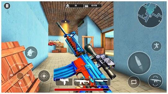 Critical Cover strike 2020: Fire Shoot Gun Games Hack Online (Android iOS) 2