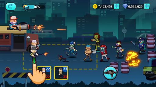 Among the Zombie  screenshots 3