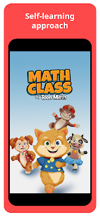 Math Class: Learn Add, Subtract, Multiply & Divide