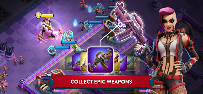 Dystopia: Contest of Heroes Mod Apk