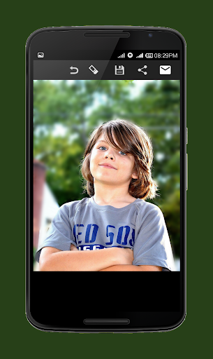 Blur Image - DSLR focus effect 1.19 Screenshots 2