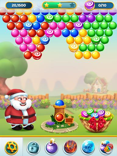 Christmas Games - Bubble Pop 4.0 screenshots 13