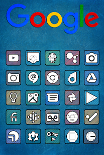 Raya Icon Pack | FULL Screenshot