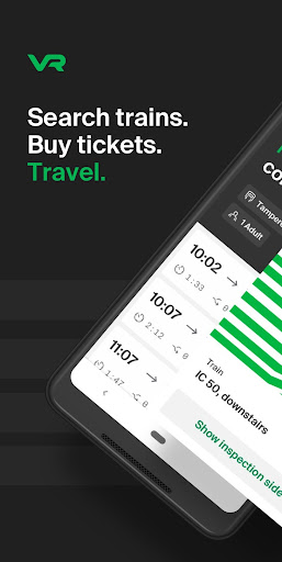 VR Matkalla - train tickets 1.14.31 screenshots 1
