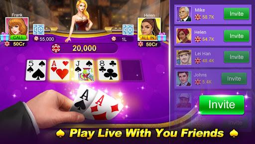 Poker Deluxe: Texas Holdem Online screenshots 7