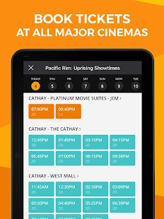 Popcorn: Movie Showtimes, Tickets, Trailers & News Screenshot