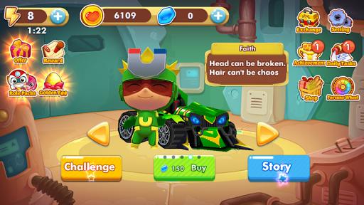 Télécharger Toons Car Racing-TCR mod apk screenshots 4