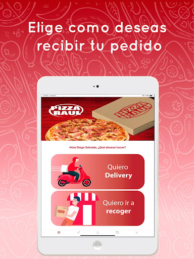 Pizza Raul Delivery 3.0.9 Screenshots 10