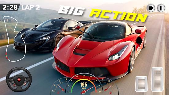Super Speedy Cars Plus 1.0 screenshots 1