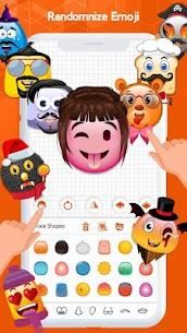 Emoji Keyboard – Emoji Maker, WASticker, Emoticons (PRO) 2.13 Apk 4